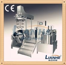 vacuum cream/paste emulsifier/emulsify blending mixer making machine