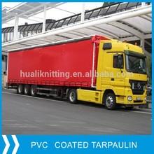 Truck cover PVC coated tarpaulins fabric