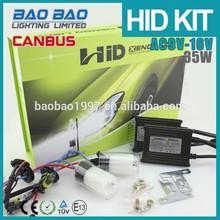 DSP pro Newest arrival & new design hid xenon auto headlight kits 15000k xenon