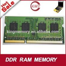 china export hot sell ETT original chipsets 4gb ddr3 ram notebook rams