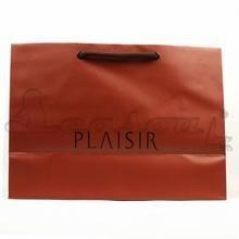 OEM custom tote shopping paper bag