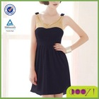 2015 top quality latest hollow out dress ladies sexy fat women dresses