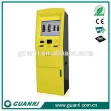 Touch screen kiosk new design, kiosk new design, kiosk design provider--GUANRI K04