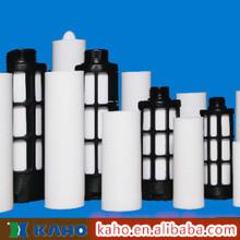 sintered muffler/festo model plastic muffler can reduce exhaust noise