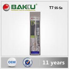 2015 BAKU brand Wholesale Superior Quality Low Price Tweezer