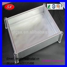 Customized aluminum enclosure mini AMP case power amplifier box