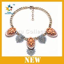 Rouleau de bijoux gros, Diamant ensembles, Nouveau design de mode steampunk bijoux collier