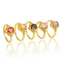 new design gold finger ring latest wedding RING