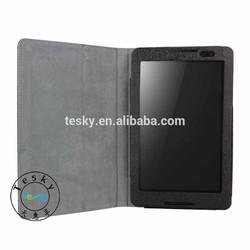 For Lenovo A8-50 Case, Book Flip Cover Case For Lenovo A8-50 Tablet Case A5500, Hot Selling