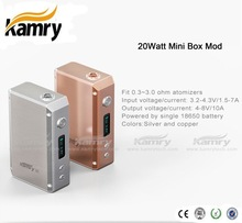 best vapor mod vaporizer 18650 mod,elektronik cigarett kamry 20 mini box mod electronic cigarette