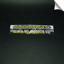 0.12mm water proof lenticular 3d floor sticker