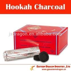 Electronic Cigarette Wood Lump Natural hookah Coals