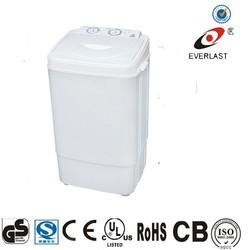 single tub semi automatic mini washing machine