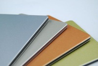 Alucoworld surface finish aluminum trailer side panel