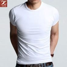 round neck plain white t-shirt no label