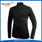 Soft Round sweat absorbing t shirts thermal Underwear