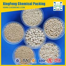 Molecular sieve 3A for liquid alcohol drying