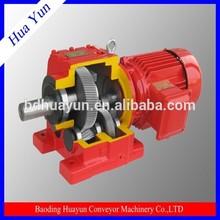 concrete mixers speed variators gearbox reducer