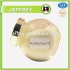 Yangzhou Jeffrey factory supply pesticide acetamiprid 20 sp
