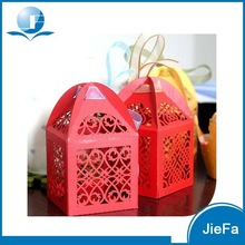 High Quality And Best Price Of Red Wedding Favor Boxes
