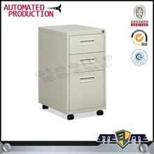 Office steel Filing Cabinet Pedestal Desk