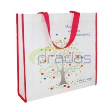2015 Farmax direct factory manufactured non woven shopping tote bag