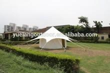 2015 sell hot design Cotton Canvas Relief Tent/canvas desert tent