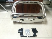 stainless steel polished bull bar, grille guard ,front bumper guard fit 2012 Hilux Vigo