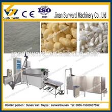 Hot selling China Automatic snack extruder puffed rice popcorn machine