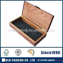 2015 deluxe new-design wood pen case for sale