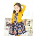 nuovo modello di vestito dalla ragazza vestire abiti coreano per le ragazze