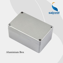2015 China High Quality Small Aluminum Box / Waterproof Aluminum Box With CE Certification