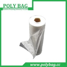 clear tote biodegradable cosmetic plastic bag on roll