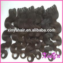 Top quality hot sale Direct free sample hair weft brazilian virgin hair