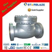 Alibaba china promotional check valve swing type