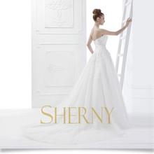Sherny Bridals Factory Direct Sales Arabic Wedding Dress In Dubai