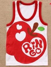 baby vest/baby tank tops/baby 100% cotton tank tops