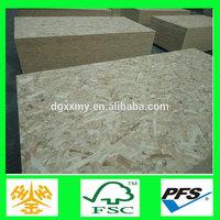 professional manufacturer building osb melamine laminated particle board