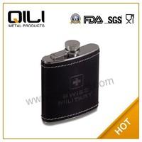 FDA 18/8 Stainless Steel ,304 stainless steel 350ml wine bottle best gift for business partner