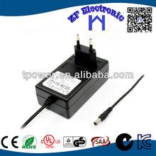 Sagem HDZ0181-2A 12V 1.5A 5.5x2.5mm EU Wall Plug AC Power Adapter; AC Input:220-240V