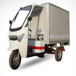 three wheel electric cargo tricycle rickshaw for Asia market