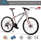 2015 new product 27 speed aluminum alloy mountain bike light weight city bike