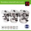 Good quality Shuaidebao ceramic iron cast pot