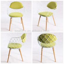 Flower basket chair