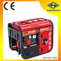 Mejor- venta de! 5 kw generador diesel portátiles, generador diesel iso9001 ce