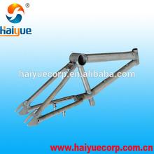 Tianjin OEM aluminum BMX bike bicycle frame