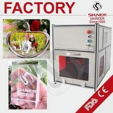 New style promotion laser fiber machine mark kitchen knives