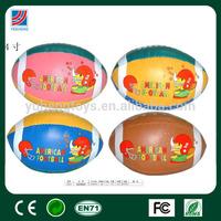PU foam mini rugby ball with cheap price