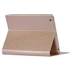 China supplier luxury pu leather case for ipad air 2