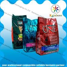 plastic bags for rice packaging/seed packaging bags